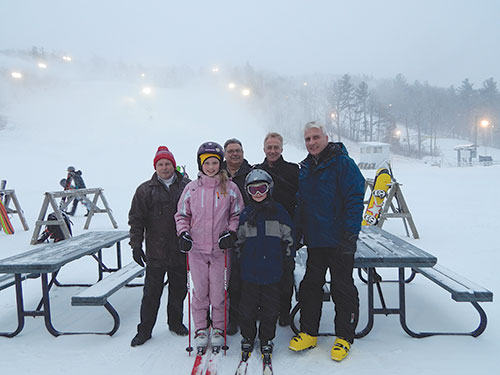 Batawa Ski Hill is First in Canada To Demonstrate Innovative Outdoor Lighting Technology